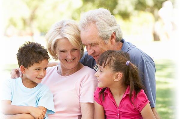 Crianças e avós